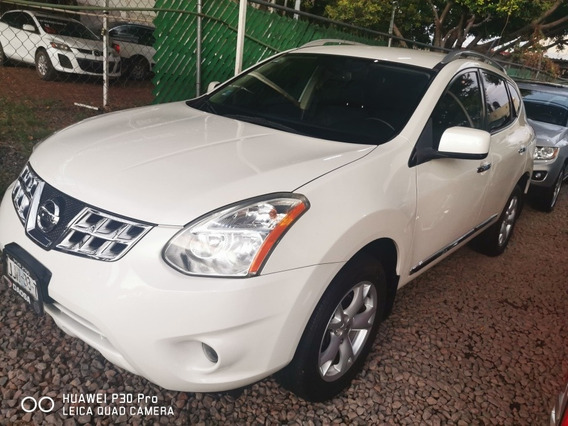 Nissan Rogue 2.5 Sl 2wd Piel Cvt 2012