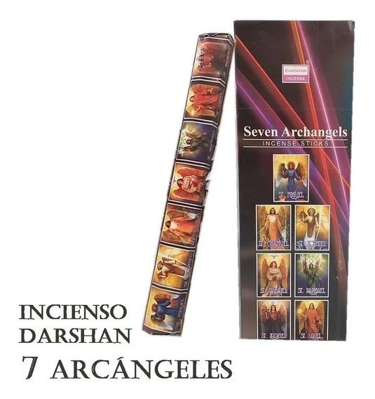 Valmoni Sport Incienso de los Siete 7 Arc/ángeles 7 Paquetes 5 Varillas por Arc/ángel Aromas