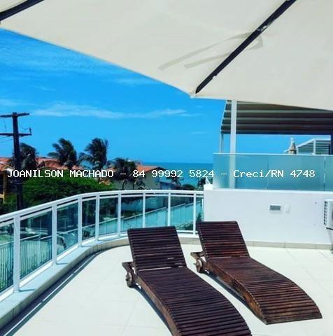 Cobertura Para Venda Em Parnamirim, Cotovelo - In Mare Bali Resort, 2 Dormitórios, 1 Suíte, 2 Banheiros, 2 Vagas - Cob1591-i_2-1105956