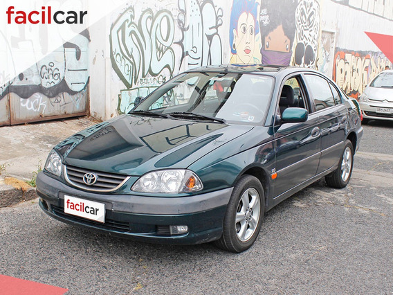 Toyota Corona 2001 Nafta U/dueño Excelente Estado