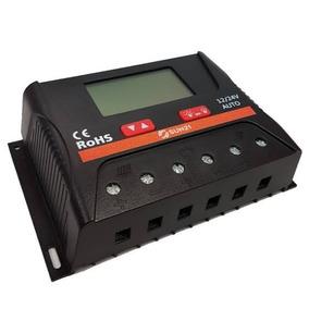 Controlador De Carga 60a 12v/24v Pwm Sun21 - Ccs