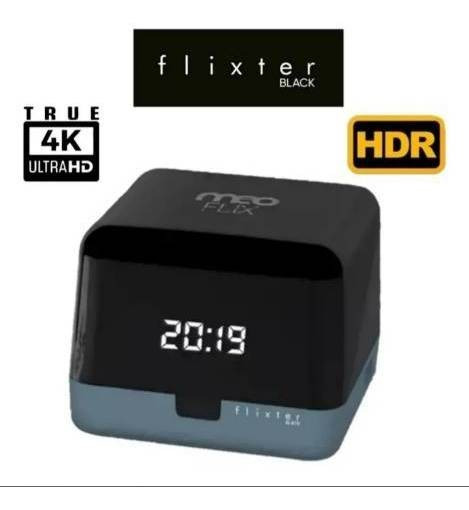 Meo Flixter 4k Sem Antena