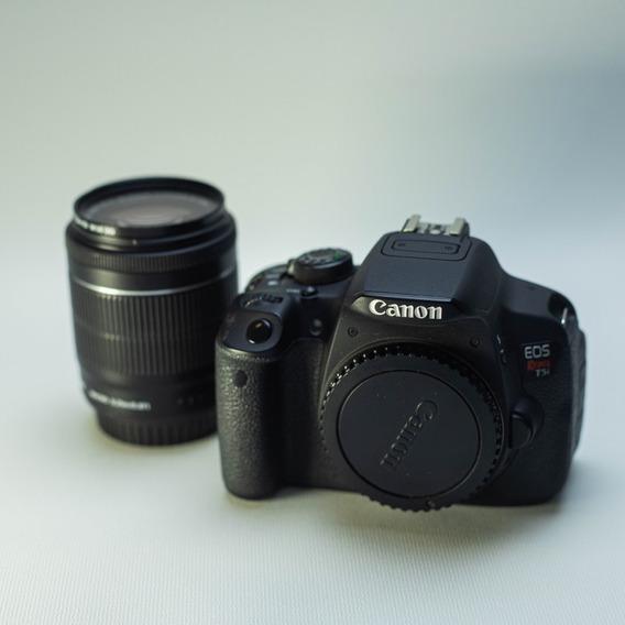 Canon T5i + 18-55mm + 1 Bateria Extra