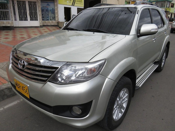 Toyota Fortuner Srs 2700cc 4x4