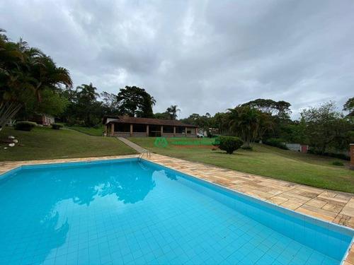 Imagem 1 de 25 de Chácara À Venda, 10000 M² Por R$ 3.000.000,00 - Santana - Cotia/sp - Ch0192