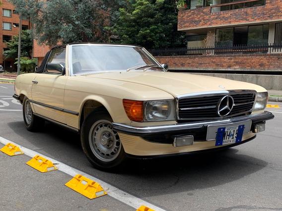 Mercedes Benz 280sl
