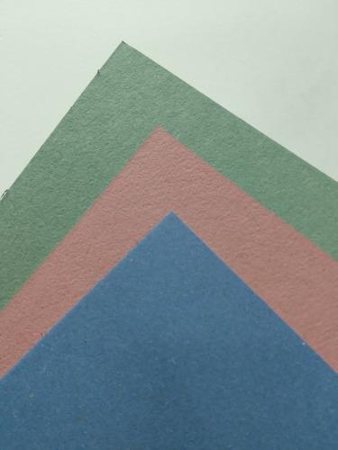 Cartón Piedra Color Oficio 1,4mm