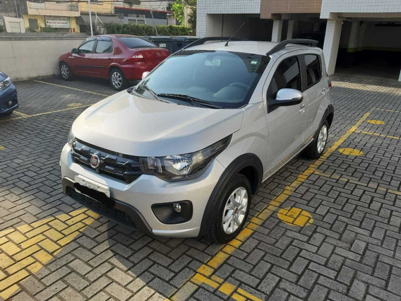 Fiat Mobi 1.0 Evo Flex Way On Manual