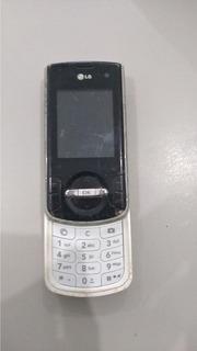 Celular Lg Kf 310 Para Retirar Peças