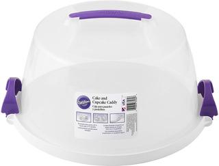 Transportador De Cupcakes Y Pasteles Wilton 2105-3280