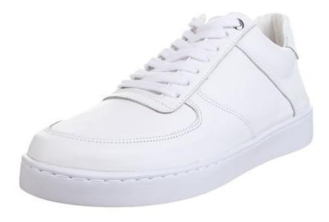 Zapatillas Kevingston Cuero Blanco