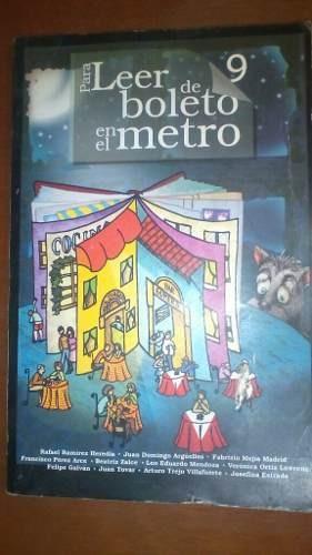 Para Leer De Boleto En El Metro 9
