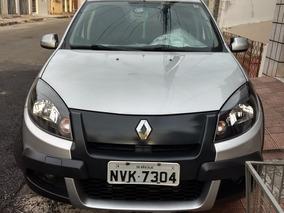 Renault Sandero Stepway 1.6 16v Hi-flex 5p 2012