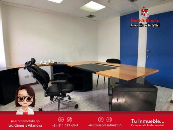 Oficina En Alquiler En Boleita Norte