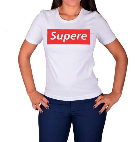 Promoção - 2 Camisas Personalizada - Supere E Plena