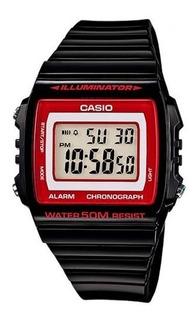 Reloj Casio Hombre W-215h-1a2 Digital Deportivo Negro