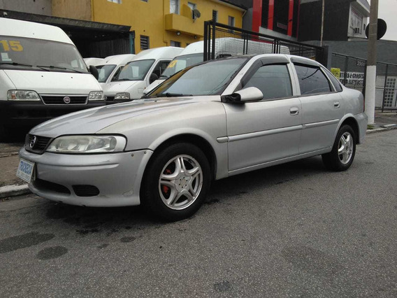 Chevrolet Vectra 2.2 Gl Ano 2000 R$ 8.000,00 Financio 100%