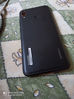 Celular. Huawei Y6 2019, Negro