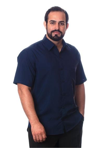 Kit Com 30 Camisas Sociais Manga Curta Para Revender Atacado