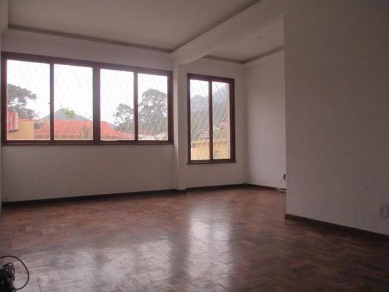 Apartamento Para Venda Em Teresópolis, Jardim Cascata, 2 Dormitórios, 2 Banheiros, 1 Vaga - Ap0199