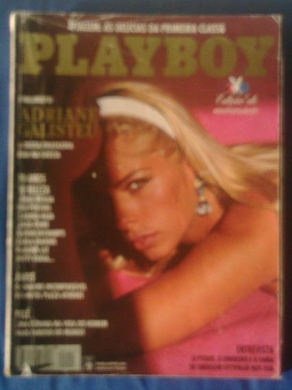 Playboy Adriane Galisteu (frete Grátis)