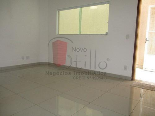 Imagem 1 de 12 de Casa Em Condominio - Vila Santa Clara - Ref: 2929 - V-2929