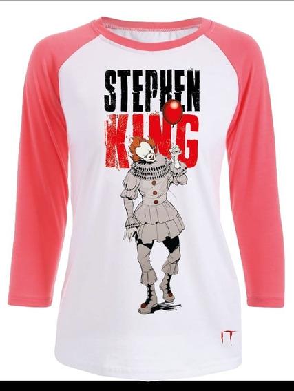 Playera Eso It Stephen King Para Niño, Dama O Caballero