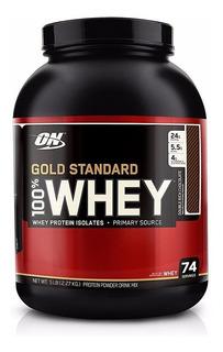 100% Whey Gold Standard 2,2 Kg - Optimum Nutrition
