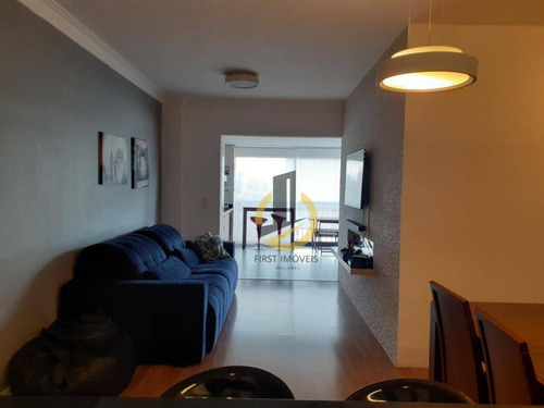 Sala Ampliada, 03 Dorm. Sports Village Ipiranga - Ap1671