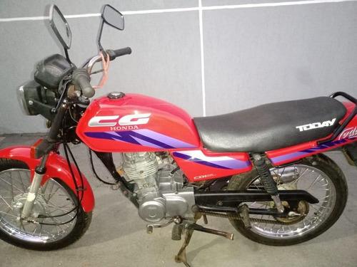 Honda Cg Today