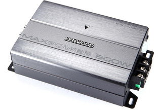 Amplificador Marino Mono Clase D 600 Watts Kenwood Kac-m3001