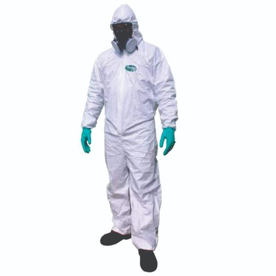 Macacão Descartável Simprotec-50® Pintura, Limpeza Geral 7un