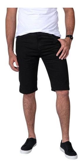 Bermudas Shorts Jeans Sarja Colorido Oferta Promoçao
