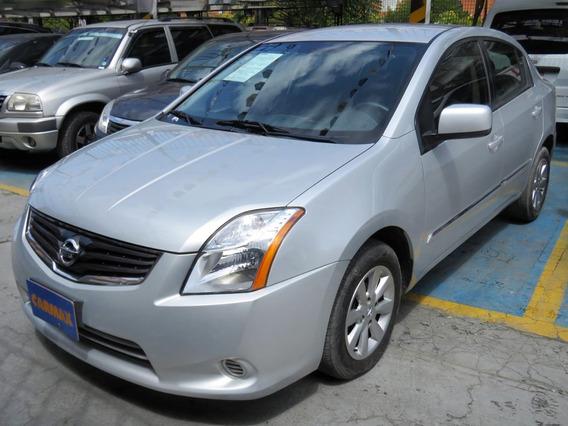 Nissan Sentra 2.0 2012 Recibo Carros
