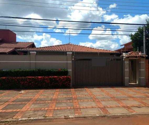 Casa Em Chácara Cachoeira, Campo Grande/ms De 255m² 3 Quartos À Venda Por R$ 1.000.000,00 - Ca479388