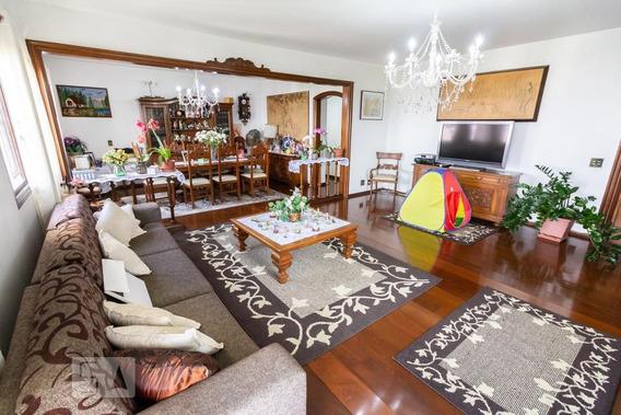 Apartamento No 11º Andar Com 4 Dormitórios E 5 Garagens - Id: 892984095 - 284095