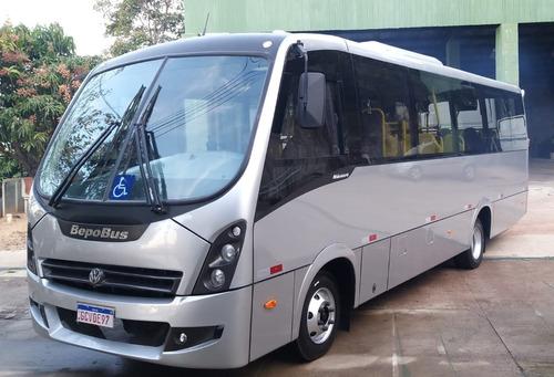 Imagem 1 de 15 de Micro Ônibus Urbano Bepobus Volkswagen 9-160 C/ Ar 2019/2020