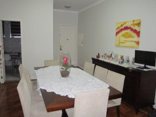 Imagem 1 de 12 de Apartamento Com 03 Dormitórios E 127 M² A Venda No Vila Mariana, São Paulo   Sp. - Ap3266v