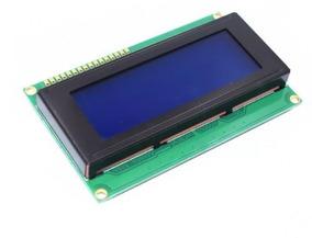 5 Modulo 20x4 Lcd Display 2004 Backlight Azul