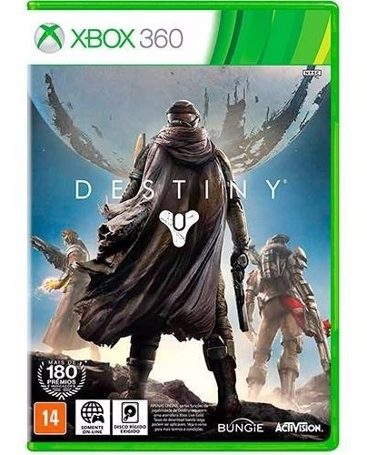 Game Xbox 360 Destiny - Original - Novo - Lacrado