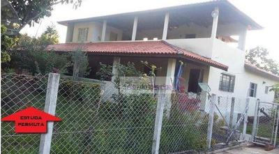 Chácara Residencial À Venda, Centro, Capela Do Alto. - Codigo: Ch0002 - Ch0002