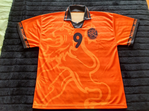 Camiseta Holanda - Homenaje Patrick Kluivert