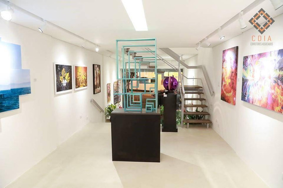 Casa À Venda, 125 M² Por R$ 2.200.000,00 - Cerqueira César - São Paulo/sp - Ca1122
