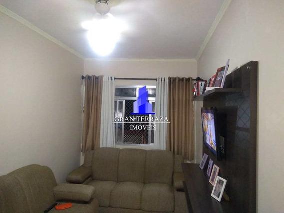 Apartamento Com 1 Dorm, Boqueirão, Praia Grande - R$ 175 Mil, Cod: 541 - V541