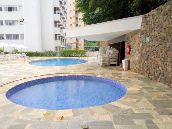 Apartamento Para Alugar No Bairro Pitangueiras Em Guarujá - - Enl95-3