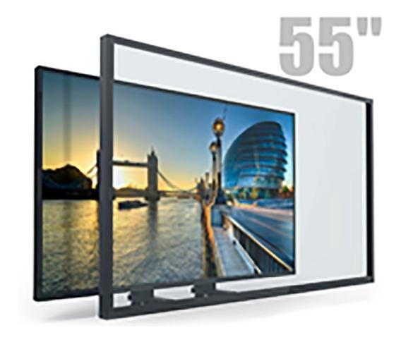 Moldura Frame Touch Screem 55 Polegadas Para Espelho Magico