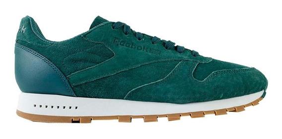 Zapatillas Moda Reebok Classic Leather Hombre