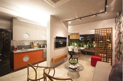 Excelente Apartamento No Itaim Bibi - Pj51301