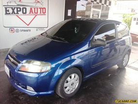 Chevrolet Aveo Ls - Sincronico