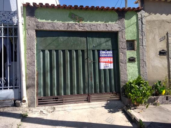 Casa Com 2 Quartos Para Comprar No São Joaquim Em Contagem/mg - 46660